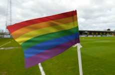 English football clubs bring in rainbow-coloured corner flags