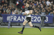 Beauden Barrett and Owen Farrell among 5 nominees for World Rugby player of the year