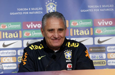 England among favourites for World Cup, says Brazil coach