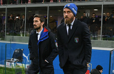 'I thought it was better to send on Insigne' - De Rossi explains dugout argument with Italy coach