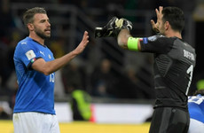 De Rossi and Barzagli join Buffon in announcing Italy retirement