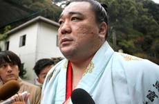 Sumo scandal in Japan as grand champ faces bottle assault allegation