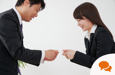 How to hand over business cards in Japan - and other lessons for making it on trade trips