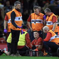 Setback for Wales as Davies ruled out for 2018 Six Nations after suffering serious foot injury
