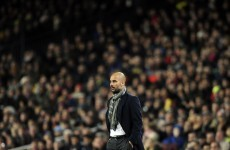 Pep talk: Barca bosses plan for next season without Guardiola