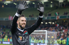 Two more years! Veteran keeper McNulty the latest player to commit to Cork City