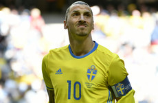 Unbelievable we're talking about Ibrahimovic - Sweden boss