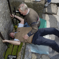 Fancy helping people kiss the Blarney Stone? Here's your chance