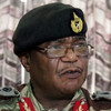 Tanks seen heading towards Harare after army chief's warning to Mugabe over 'treacherous shenanigans'