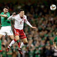 As it happened: Ireland v Denmark, World Cup qualification play-off