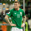 This emotional James McClean post-match interview is hard to watch