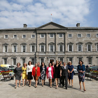 Everyone in the Oireachtas is to 'promote dignity and respect' for their colleagues