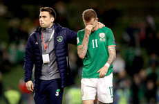 'Bang out of order' - McClean blasts critics for 'sticking the boot in' when they're down