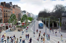 The overdue Metro North is holding back plans for a 'civic space' at Stephen's Green