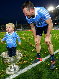 5-time Dublin All-Ireland senior winner Bastick brings his inter-county career to an end