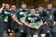 Who would you like to see get a chance when Ireland face Fiji?