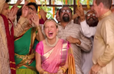 Brie Larson is facing backlash for her 'white saviour' role in a movie called Basmati Blues