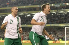 As it happened: Republic of Ireland v Czech Republic