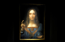 Da Vinci painting of Jesus Christ sells for record-breaking $450 million