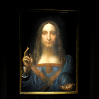Da Vinci painting of Jesus Christ sells for record-breaking $450 million
