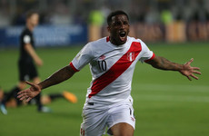 Peru get the better of New Zealand to qualify for World Cup after 36-year wait