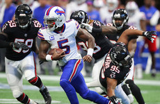Asking why Taylor is no longer the right fit for Buffalo and your week 11 NFL preview