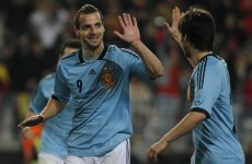 International round-up: Spain thump Venezuala while Italy lose out to the US