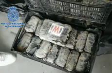 Kinahan cartel member arrested in Spain after €35 million cocaine seizure