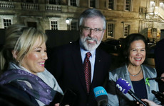 Gerry Adams expected to set out his 'future intentions' at the Sinn Féin Ard Fheis this weekend