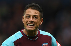 'Completely false': Chicharito denies reports he wants to switch West Ham for home soil