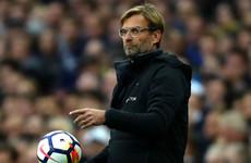Jurgen Klopp returns to Liverpool training after hospital visit