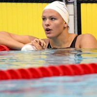 Making waves: Murphy narrowly misses out on 200m Irish record