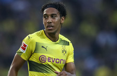 One of Europe's best strikers has been suspended by Dortmund