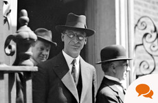 David McCullagh on Eamon de Valera: 'People tended either to love him or to loath him'