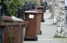 Reduction in waste from Irish homes