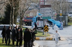 Bomb blast wounds 16 in Istanbul
