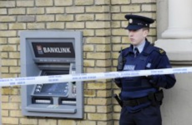 Attempted armed robbery on Dublin ATM · TheJournal.ie