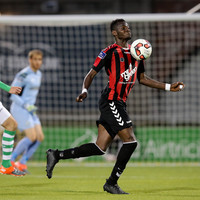 Sign of intent from newly-promoted Waterford as Bohs striker Akinade and French midfielder arrive