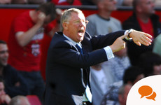 How to channel Alex Ferguson and get top performance out of your (work) team