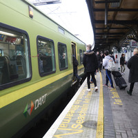 Knock-on delays for Dart services during Friday rush hour after incident at Sydney Parade
