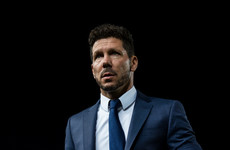 Simeone rules out Everton job, promising 'a couple of years at least' at Atletico