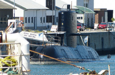 Argentine navy searching for lost submarine with 44 sailors on board
