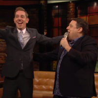 Peter Kay sang 'big band hymns' on the Late Late and no one knew WHAT was going on