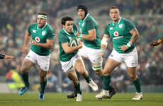As it happened: Ireland vs Fiji, Autumn internationals