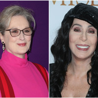Meryl Streep and Cher once saved a woman from a mugger by 'going nuts' at him