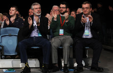 'Some people join the Sinn Féin party for the wrong reasons'