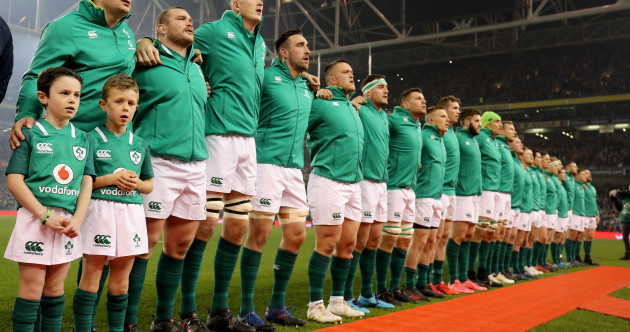 Here's how we rated Ireland in their narrow win over Fiji