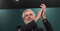 Gerry Adams announces he is to step down as Sinn Féín president next year