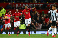 Pogba and Ibrahimovic return as four-star Man United outclass Newcastle