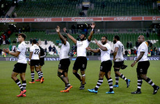 Fiji take heart from pushing Ireland all the way but rue a missed opportunity